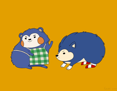 Mabel and Sonic