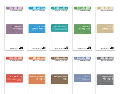 Middleway House Brochure Series