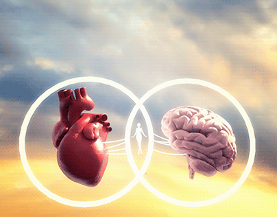 The heart and mind became compatible