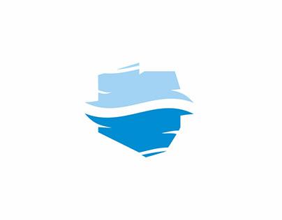 National Water Managment : Logo Design