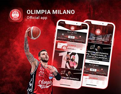Olimpia Milano Official App