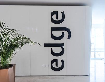 EDGE Innovation Center - Branding