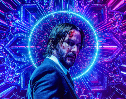 John Wick 3 - Parabellum Official Artwork