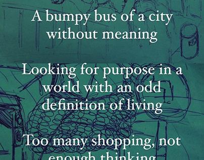 Bumpy Bus Poem