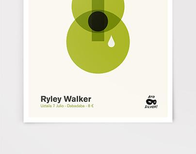 Ryley Waler - Poster