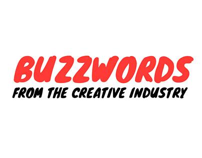 Buzzwords - Illustrations