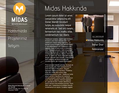 Midas | Interior Design and Decoration Office