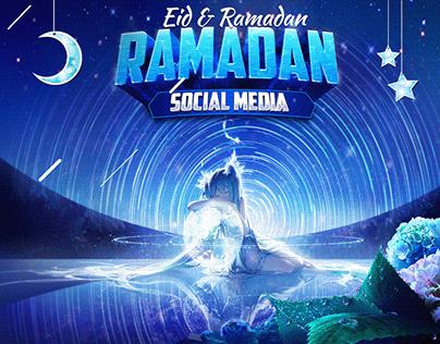 eid & ramadan social media