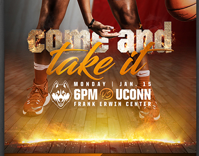 Come & Take It - Texas Women's Basketball Promos
