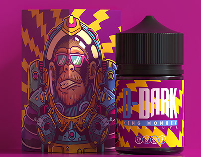 D-DARK - E-JUICE PACKSHOT