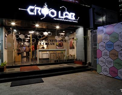 Interior Designs for Cryo Lab