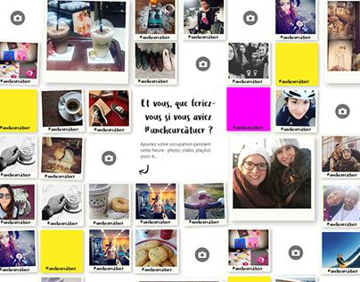 #uneheureatuer by YODO
