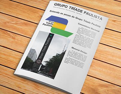 Tríade Paulista|Concretismo Nacional e Material Design
