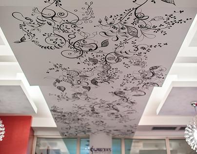 Interior Design - Be Precious Shop Design