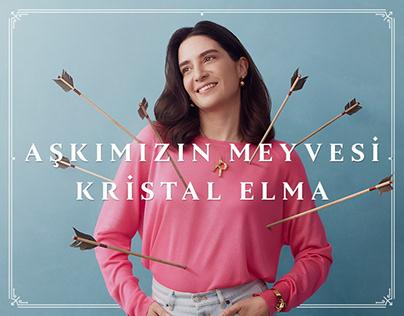 Kristal Elma 2018 - Festival of Creativity
