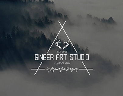 Ginger Art Studio - Brand Design