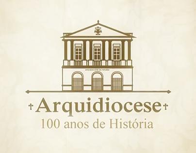 Arquidiocese da Paraíba 100 anos de História-TV Correio