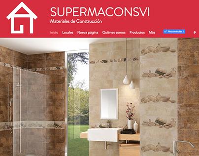 Página web de Supermaconsvi