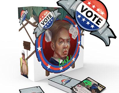 Vote - The Board Game
