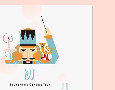 活動海報設計_Concert Poster Design_聲根《初聲》年度音樂會