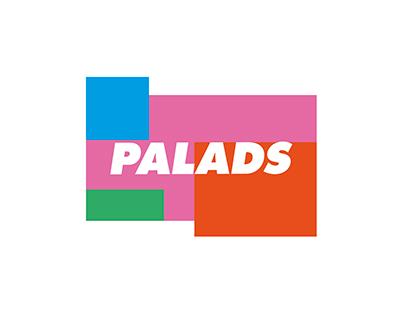 PALADS cinema - identity