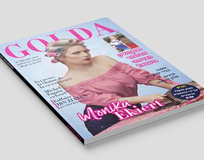 GOLDA Magazine 03