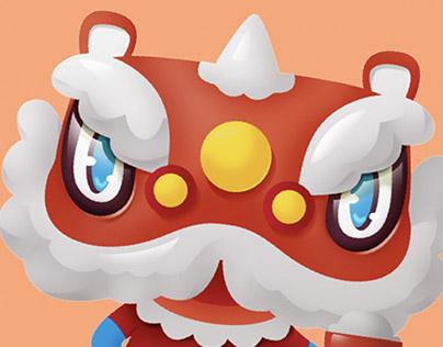 mascot design 企业吉祥物