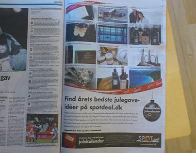 NEWS PAPER ADS / SPOT