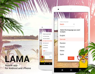 Lama app