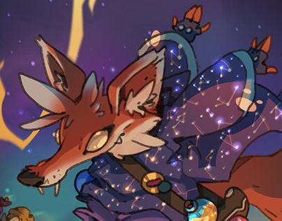 Cauldron - Star Mage