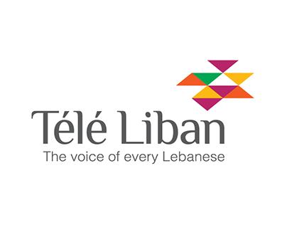 Télé Liban | Rebrand