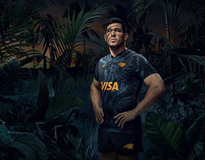 NIKE - JAGUARES 2020 COMPOSITION & RETOUCHING