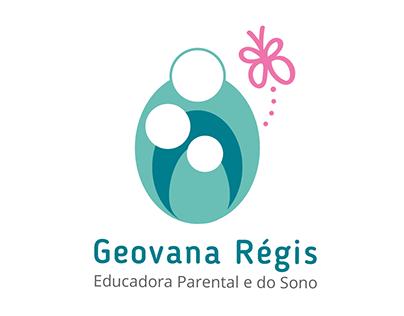 Redesign de Identidade Visual - Geovana Régis