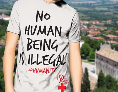 Nessun essere umano è illegale