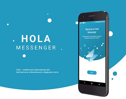 Hola Messenger