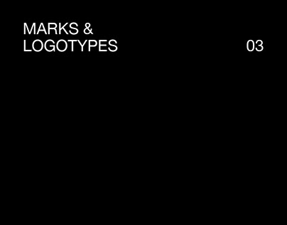 MARKS & LOGOTYPES 03