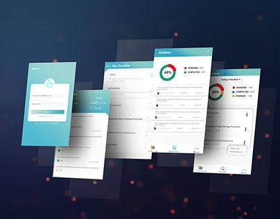 Quality Control App -Admin/Site App
