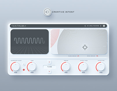 Neumorphism in Audio Plugin Design