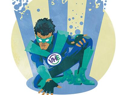 Vocal Health Education 'Superheroes'