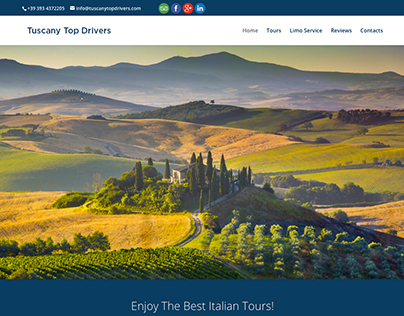 Tuscany Top Drivers - Website