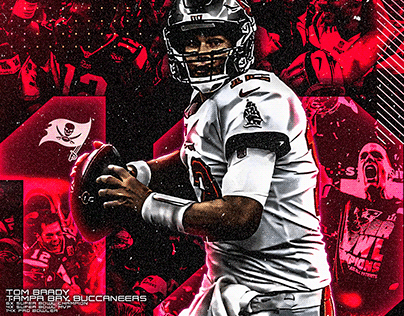 tampa bay buccaneers projects photos videos logos illustrations and branding on behance tampa bay buccaneers projects photos