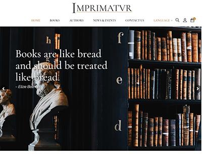 Imprimatur Website