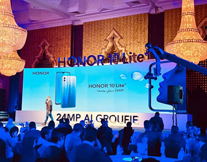 LUNCHING - HONOR 10 LITE -2018