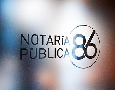 Notaría Pública 86