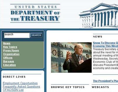 """Refreshing """".gov"""" Websites"""