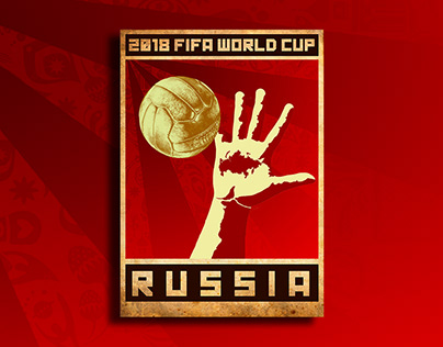 FIFA World Cup Poster Series
