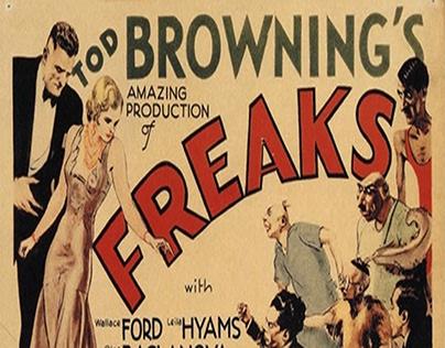 Freaks: uno squarcio sulla crudeltà della natura umana
