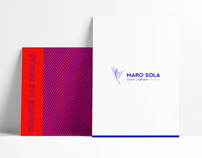 Maro Sola | Branding