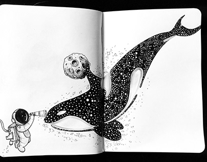 Starry Whale