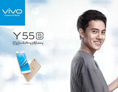 VIVO Y55s Myanmar